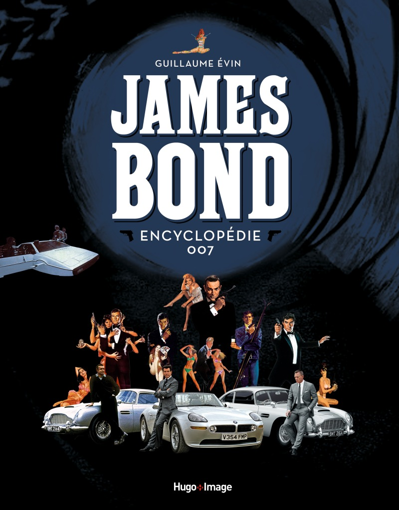 COUV JAMES BOND