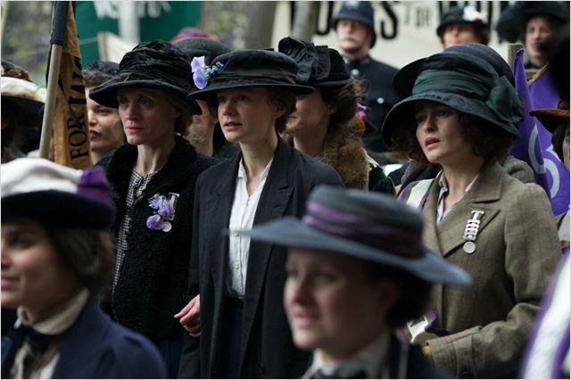 les suffragettes 1