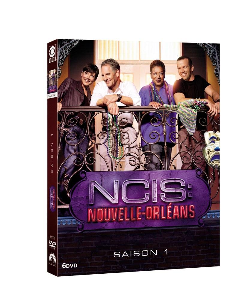 NCIS NO - DVD - 3D - 3333973207709