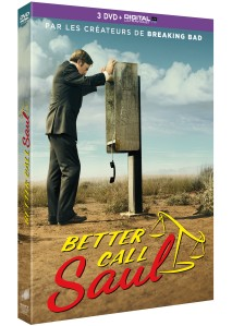 Pack better call saul dvd