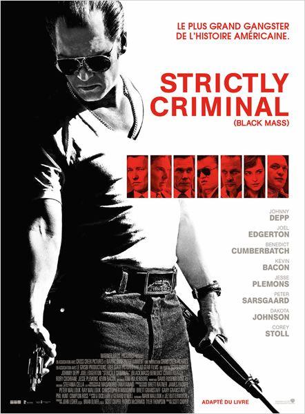STRICTLY CRIMINAL AFFICHE