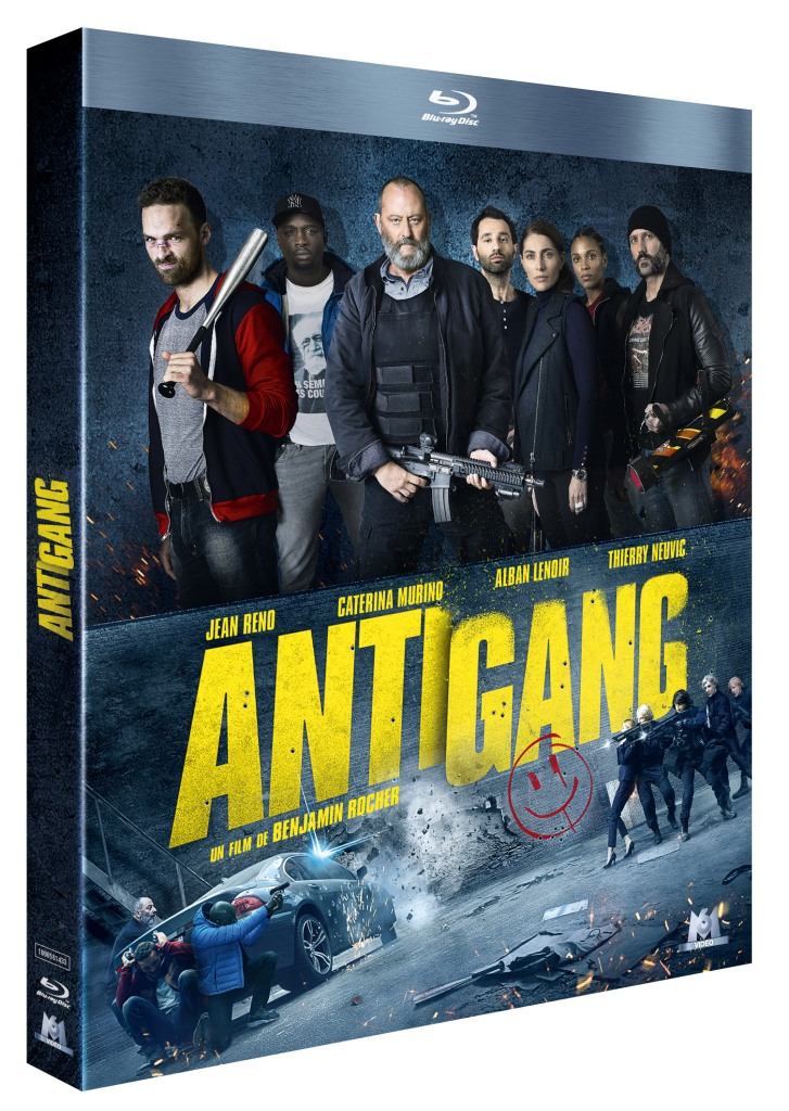 Antigang - Bluray - 3D