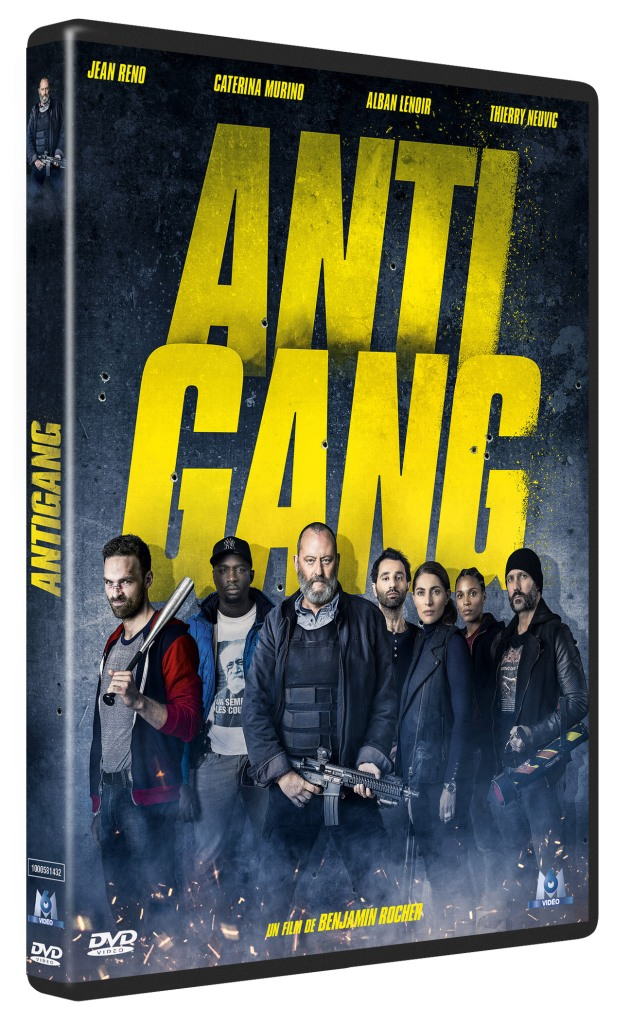 Antigang - DVD - 3D