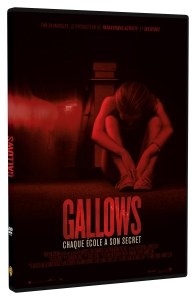 3D DVD Gallows