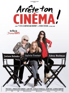 arrete ton cinema affiche