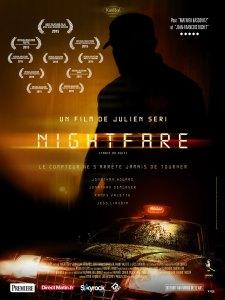 NIGHT FARE AFFICHE