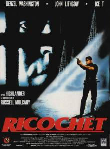 ricochet affiche cliff and co
