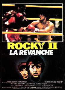 ROCKY 2 AFFICHE
