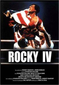 rocky iv affiche