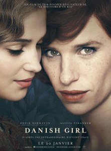 the danish girl affiche