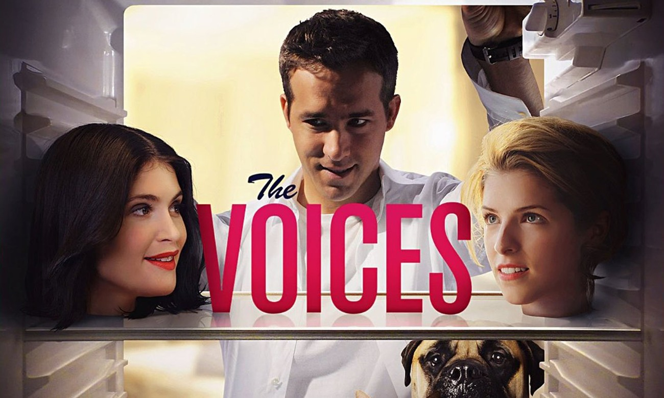 The Voices cover
