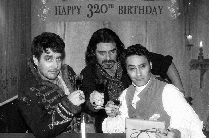 3- What we do in the shadows