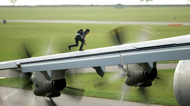 4- Mission Impossible Rogue Nation