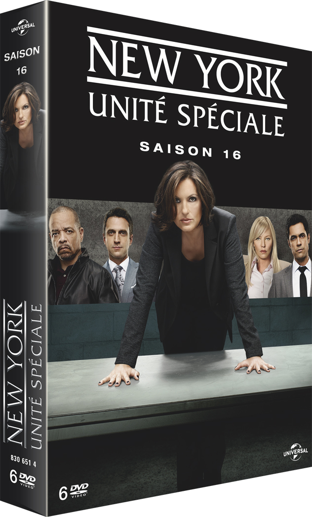 DVD New-York-Unite-Speciale-S16