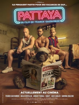 pattaya affiche remplacement
