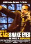 snake eyes affiche