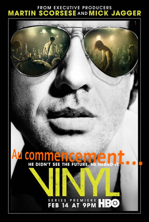 vinyl AU COMMENCEMENT