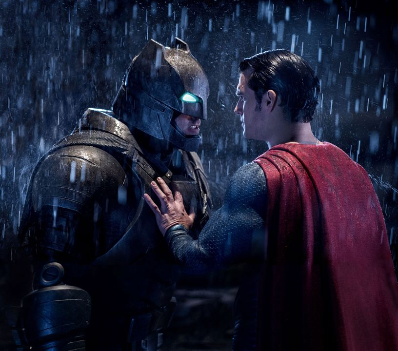 BATMAN V SUPERMAN 2