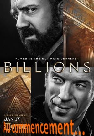 billions AU COMMENCEMENT