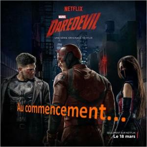 daredevil s2 fr AU COMMENCEMENT