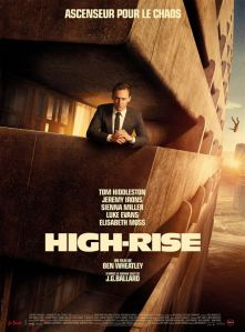 high rise affiche