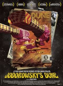 JODOROWSKY'S DUNE AFFICHE