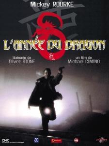 l'année du dragon affiche