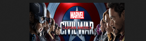 CAPTAIN AMERICA CIVIL WAR SLIDE