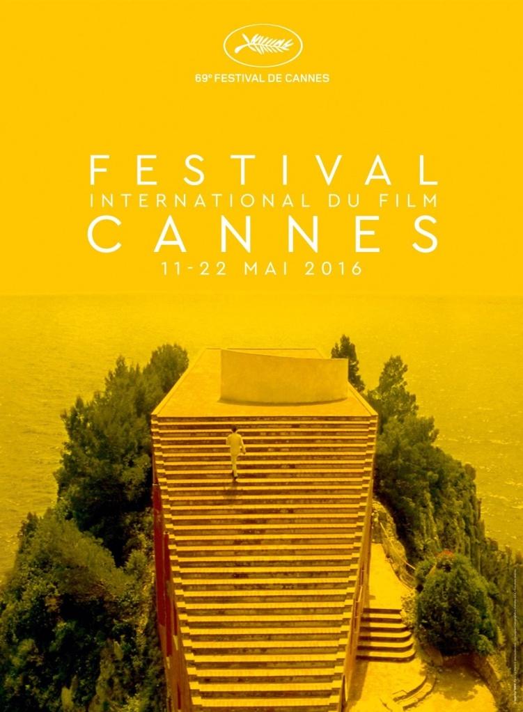 festival de cannes 2016 AFFICHE