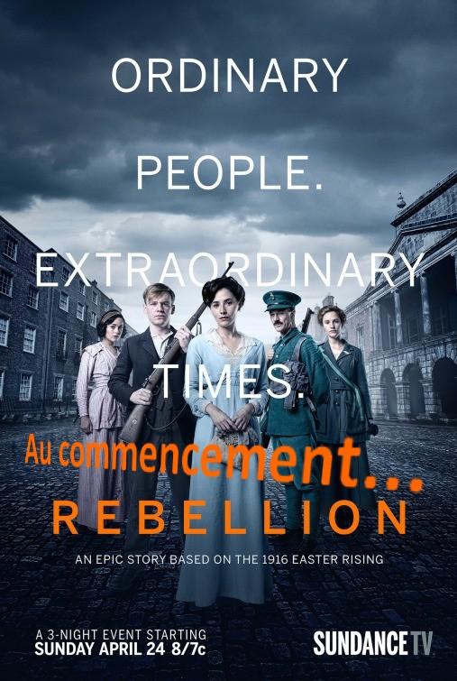 rebellion AU COMMENCEMENT