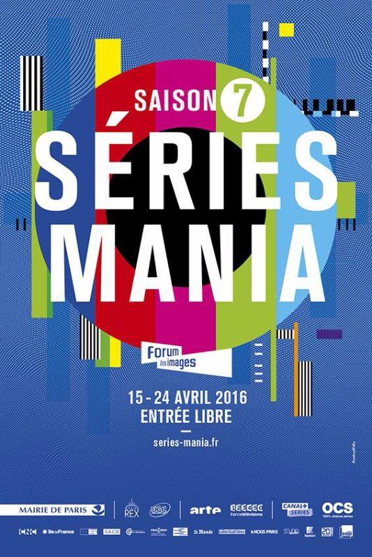 series mania saison 7 AFFICHE
