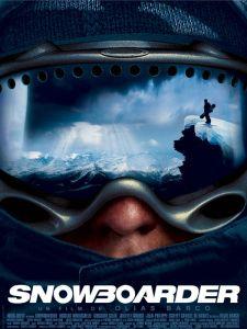 snowboarder affiche