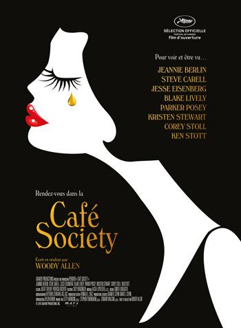 café society affiche