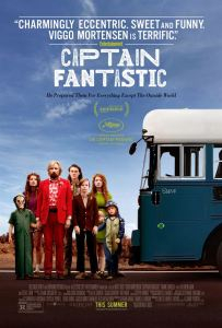 captain fantastic affiche viggo mortensen cannes 2016