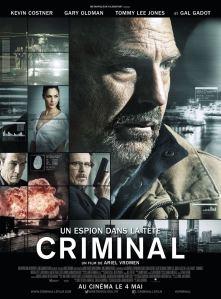 CRIMINAL AFFICHE