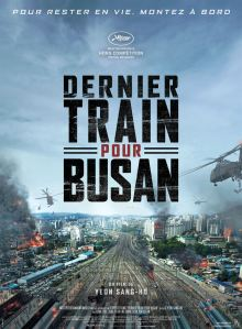 dernier train pour Busan affiche cliff and co
