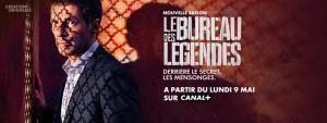 LE BUREAU DES LEGENDES SAISON 2 COUV