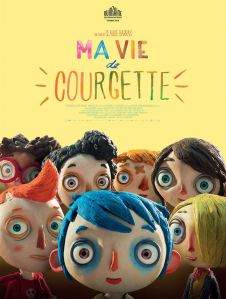 ma vie de courgette affiche cannes 2016 animation