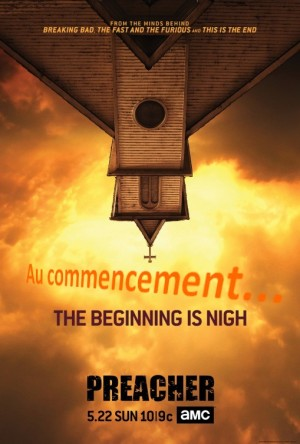 preacher AU COMMENCEMENT