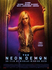 the neon demon NWR affiche