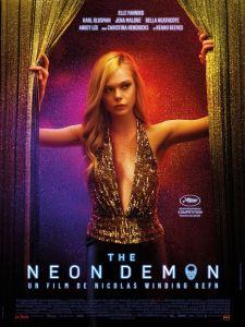 the neon demon NWR affiche