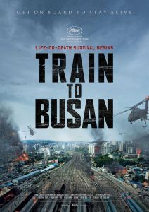train to busan affiche