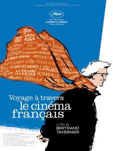 voyage à travers le cinéma français tavernier 2016 affiche