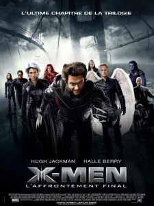 x-men laffrontement final affiche