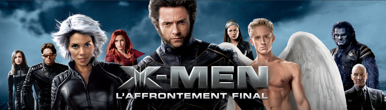 XMEN l'affrontement final slide