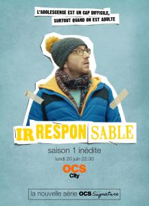 irresponsable affiche