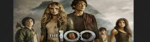 THE 100 SAISON 3 SLIDE