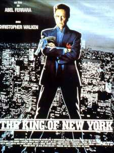 the king of ny affiche