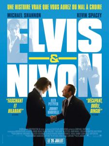 elvis & nixon affiche cliff and co