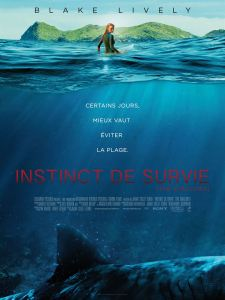 instinct de survie affiche cliff and co